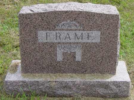 FRAME FAMILY MEMORIAL, DANIEL - Lincoln County, South Dakota   DANIEL FRAME FAMILY MEMORIAL - South Dakota Gravestone Photos
