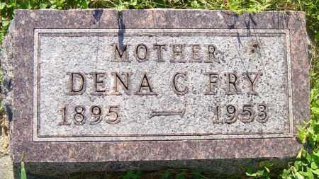 FRY, DENA C - Lincoln County, South Dakota | DENA C FRY - South Dakota Gravestone Photos
