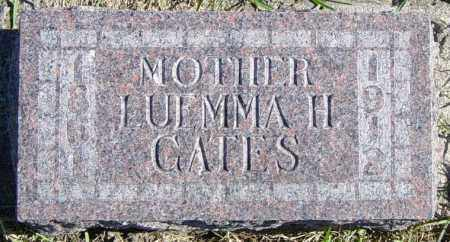 GATES, LUEMMA H - Lincoln County, South Dakota | LUEMMA H GATES - South Dakota Gravestone Photos