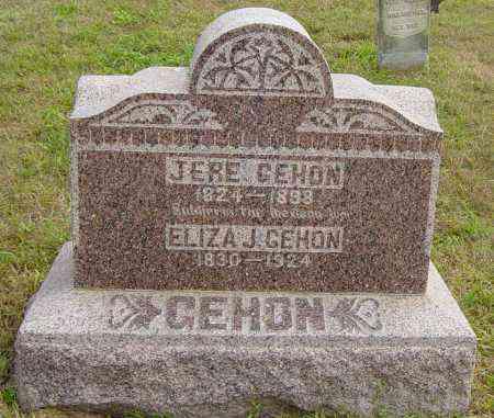 GEHON, JERE - Lincoln County, South Dakota   JERE GEHON - South Dakota Gravestone Photos