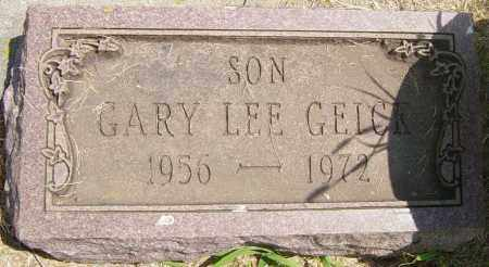 GEICK, GARY LEE - Lincoln County, South Dakota | GARY LEE GEICK - South Dakota Gravestone Photos