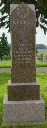 GIFFORD, CASE C - Lincoln County, South Dakota | CASE C GIFFORD - South Dakota Gravestone Photos