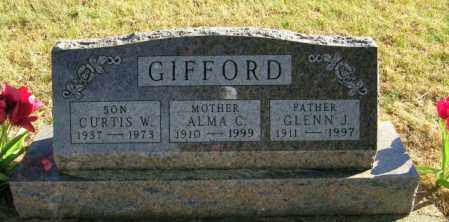 GIFFORD, ALMA C. - Lincoln County, South Dakota | ALMA C. GIFFORD - South Dakota Gravestone Photos