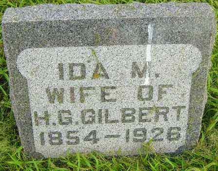 GILBERT, IDA M - Lincoln County, South Dakota | IDA M GILBERT - South Dakota Gravestone Photos