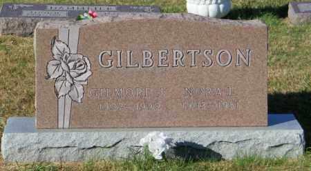 GILBERTSON, NORA L. - Lincoln County, South Dakota | NORA L. GILBERTSON - South Dakota Gravestone Photos