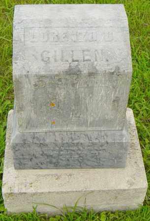 GILLEN, LORENZO D - Lincoln County, South Dakota | LORENZO D GILLEN - South Dakota Gravestone Photos