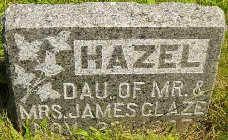 GLAZE, HAZEL - Lincoln County, South Dakota | HAZEL GLAZE - South Dakota Gravestone Photos