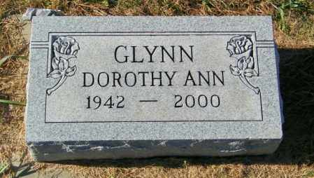 GLYNN, DOROTHY ANN - Lincoln County, South Dakota | DOROTHY ANN GLYNN - South Dakota Gravestone Photos