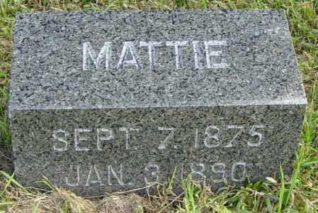 GOETZ, MATTIE - Lincoln County, South Dakota | MATTIE GOETZ - South Dakota Gravestone Photos
