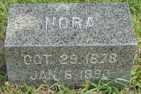 GOETZ, NORA - Lincoln County, South Dakota | NORA GOETZ - South Dakota Gravestone Photos