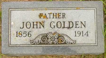 GOLDEN, JOHN - Lincoln County, South Dakota | JOHN GOLDEN - South Dakota Gravestone Photos