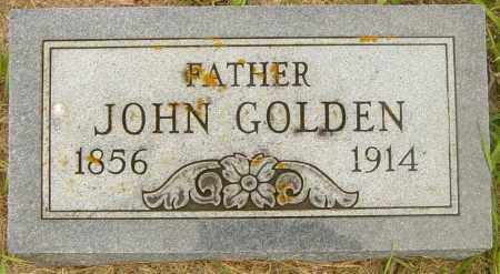 GOLDEN, JOHN - Lincoln County, South Dakota   JOHN GOLDEN - South Dakota Gravestone Photos