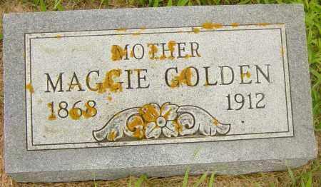 GOLDEN, MAGGIE - Lincoln County, South Dakota | MAGGIE GOLDEN - South Dakota Gravestone Photos