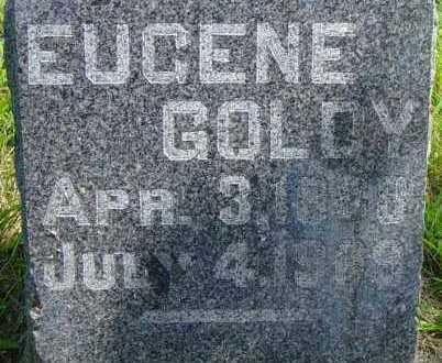 GOLDY, EUGENE - Lincoln County, South Dakota | EUGENE GOLDY - South Dakota Gravestone Photos