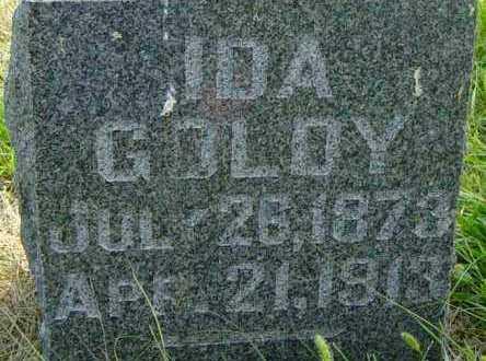 GOLDY, IDA - Lincoln County, South Dakota | IDA GOLDY - South Dakota Gravestone Photos