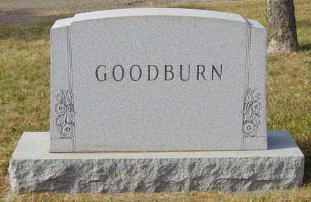 GOODBURN FAMILY MEMORIAL, ALBERT - Lincoln County, South Dakota | ALBERT GOODBURN FAMILY MEMORIAL - South Dakota Gravestone Photos