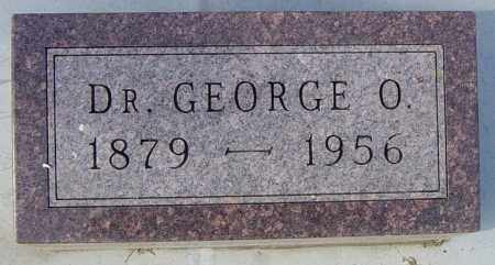 GOODMAN, DR GEORGE O - Lincoln County, South Dakota | DR GEORGE O GOODMAN - South Dakota Gravestone Photos