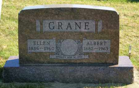 GRANE, ELLEN - Lincoln County, South Dakota | ELLEN GRANE - South Dakota Gravestone Photos