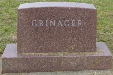 GRINAGER FAMILY MEMORIAL, LARS - Lincoln County, South Dakota | LARS GRINAGER FAMILY MEMORIAL - South Dakota Gravestone Photos