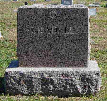 GRISDALE FAMILY MEMORIAL, GUS - Lincoln County, South Dakota | GUS GRISDALE FAMILY MEMORIAL - South Dakota Gravestone Photos