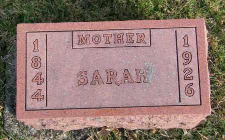 GROTH, SARAH - Lincoln County, South Dakota | SARAH GROTH - South Dakota Gravestone Photos