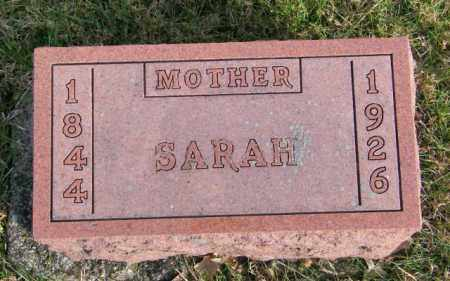 GROTH, SARAH - Lincoln County, South Dakota | SARAH GROTH - South Dakota Gravestone Photos