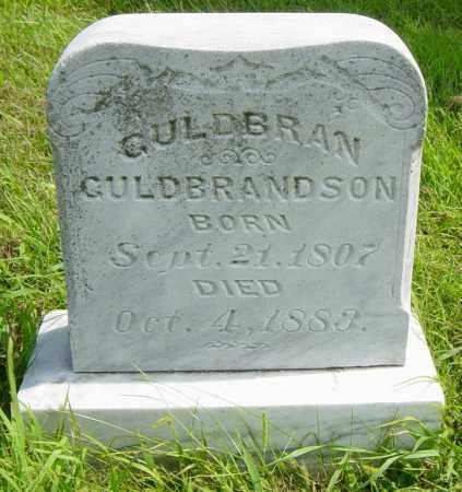 GULDBRANDSON, GULDBRAN - Lincoln County, South Dakota | GULDBRAN GULDBRANDSON - South Dakota Gravestone Photos