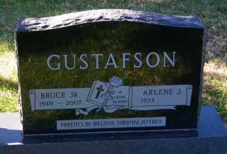 GUSTAFSON, ARLENE J. - Lincoln County, South Dakota | ARLENE J. GUSTAFSON - South Dakota Gravestone Photos