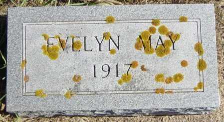 HAAS, EVELYN MAY - Lincoln County, South Dakota | EVELYN MAY HAAS - South Dakota Gravestone Photos