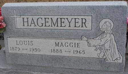 HAGEMEYER, LOUIS - Lincoln County, South Dakota | LOUIS HAGEMEYER - South Dakota Gravestone Photos