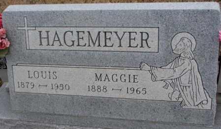 HAGEMEYER, MAGGIE - Lincoln County, South Dakota | MAGGIE HAGEMEYER - South Dakota Gravestone Photos