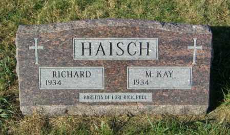 HAISCH, M. KAY - Lincoln County, South Dakota | M. KAY HAISCH - South Dakota Gravestone Photos