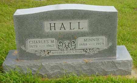 HALL, CHARLES M - Lincoln County, South Dakota | CHARLES M HALL - South Dakota Gravestone Photos