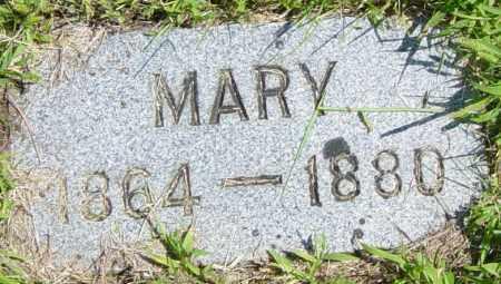 HANDSCHIEGEL, MARY - Lincoln County, South Dakota | MARY HANDSCHIEGEL - South Dakota Gravestone Photos