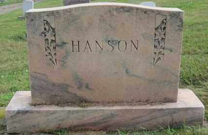 HANSON PLOT, LENOARD - Lincoln County, South Dakota   LENOARD HANSON PLOT - South Dakota Gravestone Photos