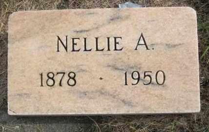 HANSON, NELLIE A. - Lincoln County, South Dakota | NELLIE A. HANSON - South Dakota Gravestone Photos