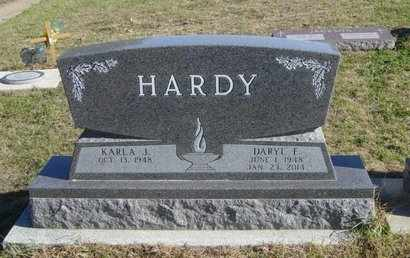 HARDY, DARYL E - Lincoln County, South Dakota | DARYL E HARDY - South Dakota Gravestone Photos