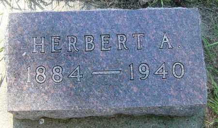 HARDY, HERBERT A - Lincoln County, South Dakota   HERBERT A HARDY - South Dakota Gravestone Photos