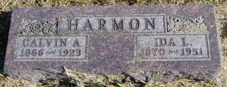 HARMON, IDA L - Lincoln County, South Dakota | IDA L HARMON - South Dakota Gravestone Photos