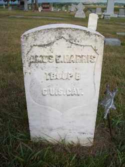 HARRIS, AMOS EUGENE - Lincoln County, South Dakota   AMOS EUGENE HARRIS - South Dakota Gravestone Photos