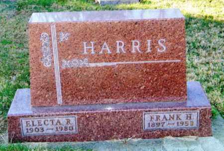 HARRIS, ELECTA R. - Lincoln County, South Dakota | ELECTA R. HARRIS - South Dakota Gravestone Photos