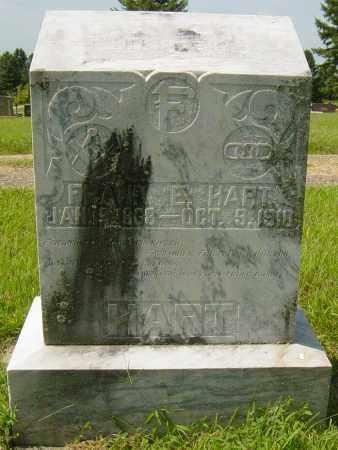 HART, FRANK E - Lincoln County, South Dakota | FRANK E HART - South Dakota Gravestone Photos