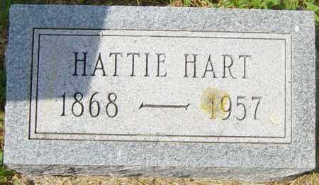 HART, HATTIE - Lincoln County, South Dakota | HATTIE HART - South Dakota Gravestone Photos