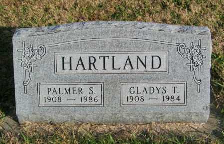 HARTLAND, PALMER S. - Lincoln County, South Dakota | PALMER S. HARTLAND - South Dakota Gravestone Photos