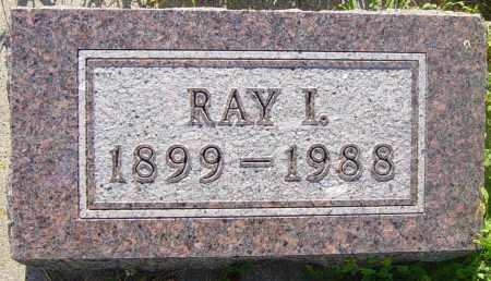HAWE, RAY I - Lincoln County, South Dakota | RAY I HAWE - South Dakota Gravestone Photos