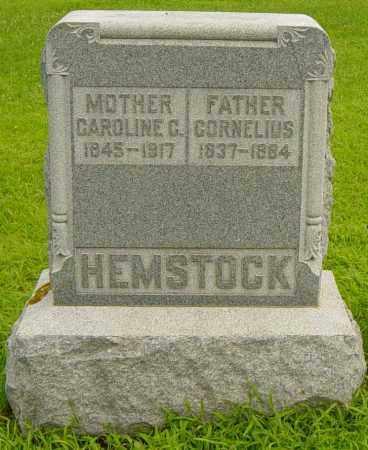 HEMSTOCK, CORNELIUS - Lincoln County, South Dakota   CORNELIUS HEMSTOCK - South Dakota Gravestone Photos