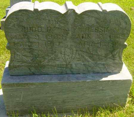 HENDRICKS, JUDD P - Lincoln County, South Dakota | JUDD P HENDRICKS - South Dakota Gravestone Photos