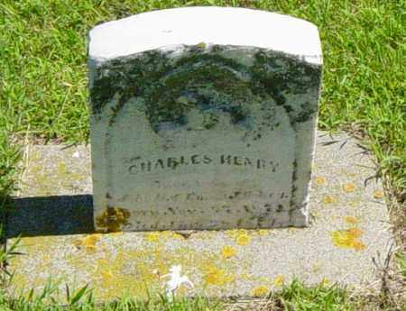 HENRY, CHARLES - Lincoln County, South Dakota | CHARLES HENRY - South Dakota Gravestone Photos