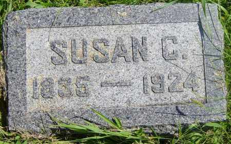 HICHBORN, SUSAN C - Lincoln County, South Dakota | SUSAN C HICHBORN - South Dakota Gravestone Photos