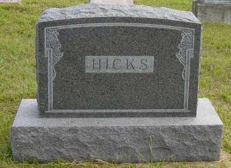 HICKS FAMILY MEMORIAL, JESSE D - Lincoln County, South Dakota | JESSE D HICKS FAMILY MEMORIAL - South Dakota Gravestone Photos